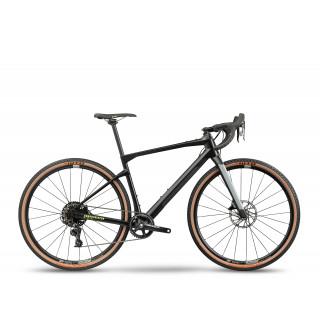 BMC UnReStricted ONE - Apex 1 gravel+ dviratis / Black