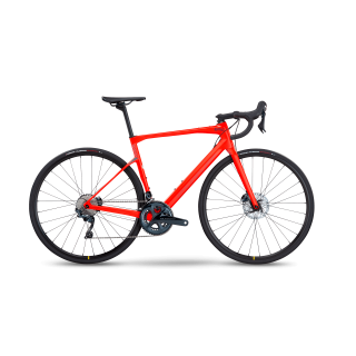 BMC ROADMACHINE FIVE plento dviratis / Neon Red