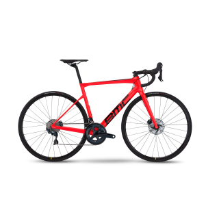 BMC TEAMMACHINE SLR FIVE plento dviratis / Neon Red