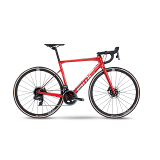 BMC TEAMMACHINE SLR TWO plento dviratis / Prisma Red