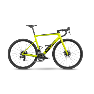 BMC TEAMMACHINE SLR01 FOUR plento dviratis / Acid Yellow