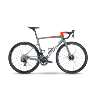 BMC TEAMMACHINE SLR01 TWO plento dviratis / Iron Grey
