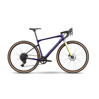 BMC UnReStricted ONE V1 gravel+ dviratis / Midnight Blue