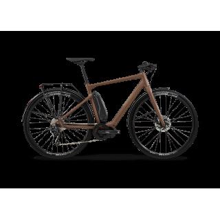 BMC ALPENCHALLENGE AMP AL CITY FOUR elektrinis dviratis / Earth