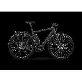 BMC ALPENCHALLENGE AMP AL CITY THREE elektrinis dviratis / Stealth