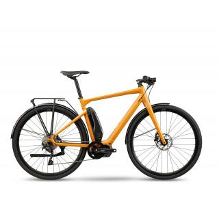 BMC ALPENCHALLENGE AMP AL CITY TWO elektrinis dviratis / Ochre