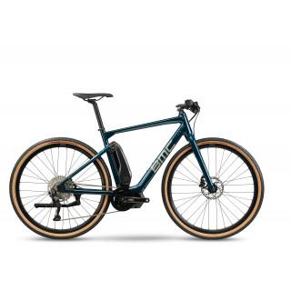 BMC ALPENCHALLENGE AMP AL CROSS ONE elektrinis dviratis / Deep Sea