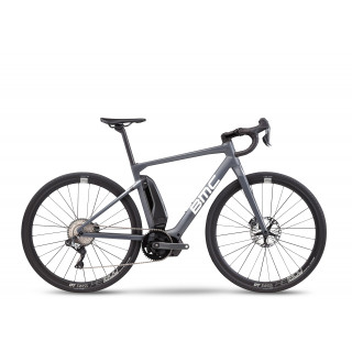 BMC ALPENCHALLENGE AMP SPORT ONE elektrinis dviratis / Race Grey