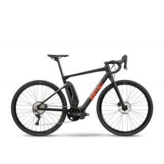 BMC ALPENCHALLENGE AMP SPORT THREE elektrinis dviratis / Carbon