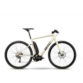 BMC ALPENCHALLENGE AMP SPORT TWO elektrinis dviratis / Sand