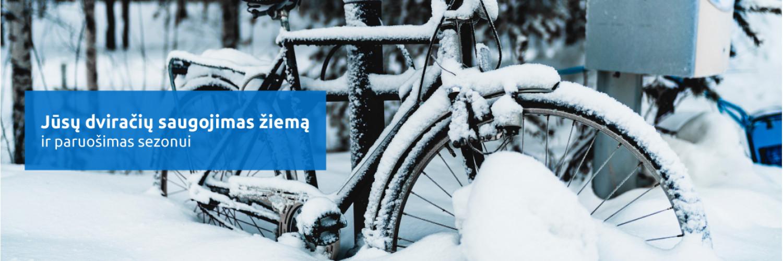 dviracio saugojimas