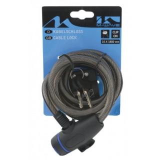 M-Wave 10x1800 mm spyna