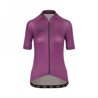 Bioracer Metallic Women Purple marškinėliai