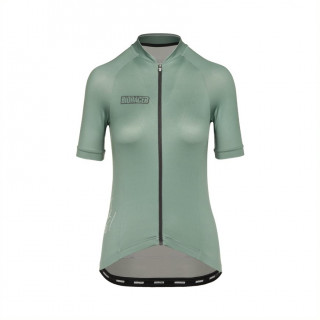 Bioracer Metallic Women Green marškinėliai