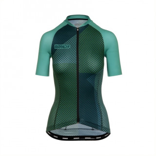 Bioracer Vesper SS Blitzz Green marškinėliai