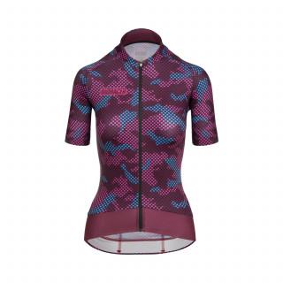 Bioracer Epic Camo21 Bordeaux marškinėliai