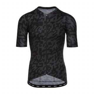Bioracer Spitfire Black Noise marškinėliai