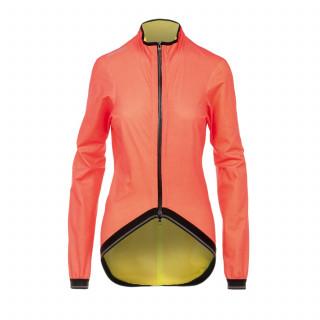Bioracer Kaaiman Women striukė nuo lietaus, Fluo Orange