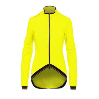 Bioracer Kaaiman Women striukė nuo lietaus, Fluo Yellow