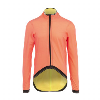 Bioracer Kaaiman striukė nuo lietaus, Fluo Orange