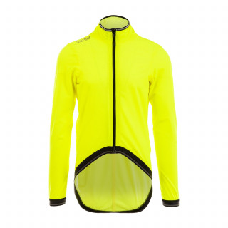 Bioracer Kaaiman striukė nuo lietaus, Fluo Yellow