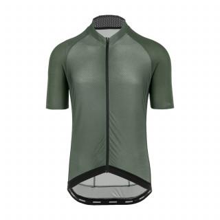 Bioracer Sprinter SS Coldblack Light Olive marškinėliai