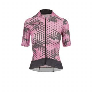 Bioracer Epic Women Camo Dot Giro marškinėliai