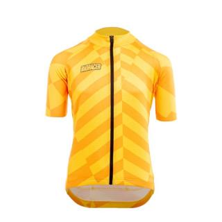 Bioracer Spitfire Junior SS Dazzle marškinėliai, Sunny