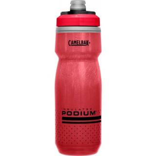 CamelBak Podium Chill 0,62L termo gertuvė, raudona