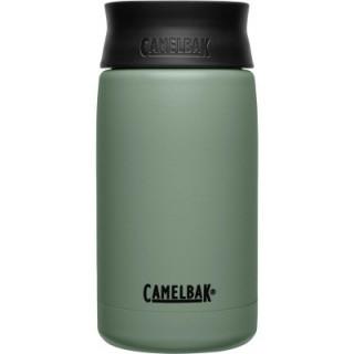 CamelBak Hot Cap 0,35L nerūdijančio plieno termo gertuvė, žalia