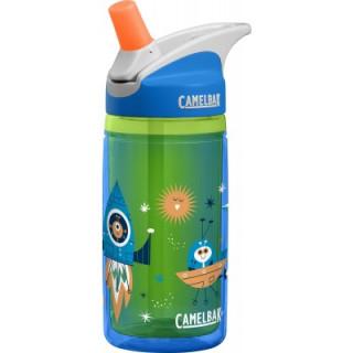 CamelBak Eddy Kids 0,41L termo gertuvė, Blue Rockets
