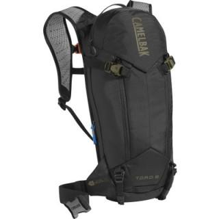 Camelbak T.O.R.O. Protector 8 kuprinė su hidravimo sistema, Black