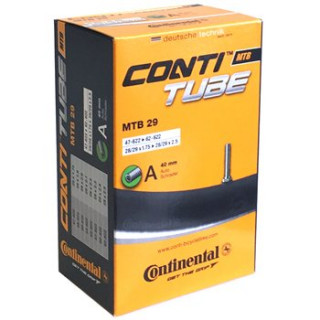 "Continental MTB 29"" Wide 40 mm AV kamera"