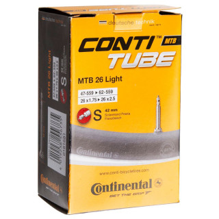 "Continental MTB 26"" 42 mm SV Light kamera"