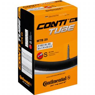 """Continental MTB 29"""" 60 mm SV kamera"""