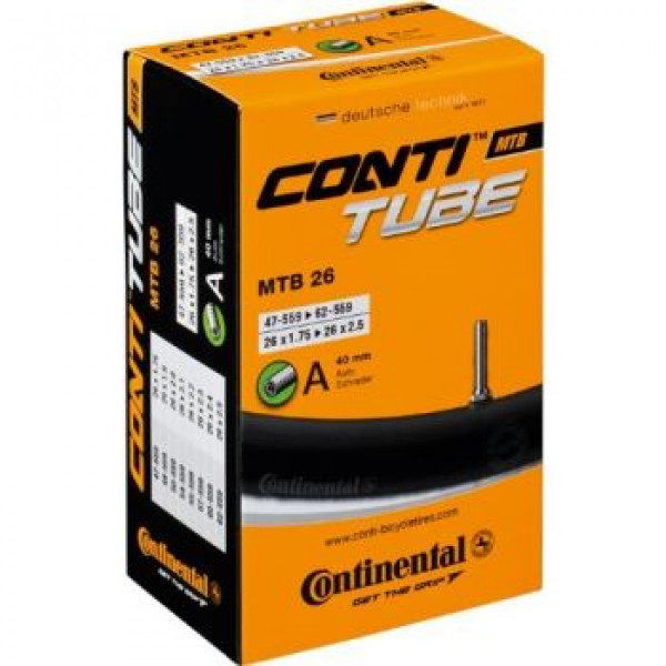 """Continental MTB 26"""" 40mm AV kamera"""