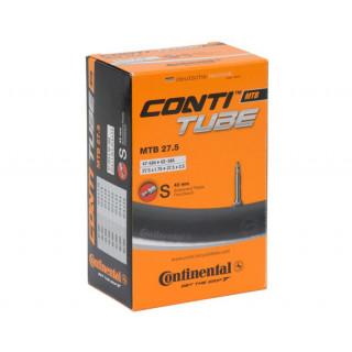 """Continental MTB 27,5"""" 42 mm SV kamera"""