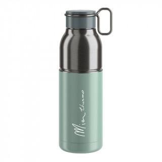 Elite Mia Aqua Thermo Green/Silver gertuvė 550 ml
