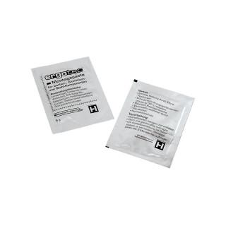 Ergotec karbono, aliuminio tepalas, 5 g