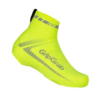 "GripGrab antbačiai ""RaceAero Hi-Vis Lightweight Lycra"" - Yellow"