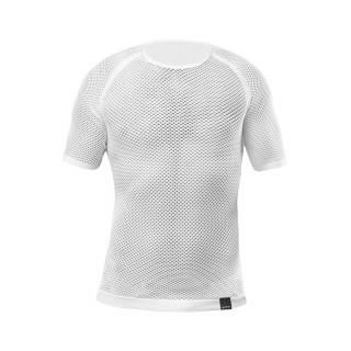 GripGrab 3-Season Short Sleeve apatiniai marškinėliai, White