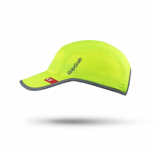 GripGrab Hi-Vis Lightweight bėgimo kepurė