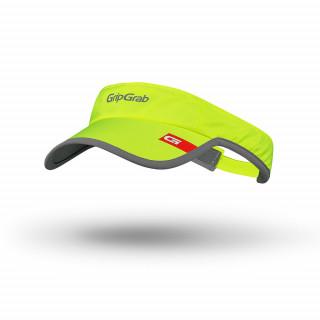 GripGrab Hi-Vis Lightweight Visor bėgimo kepurė