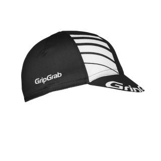 GripGrab vasarinė dviratininko kepurė, Black