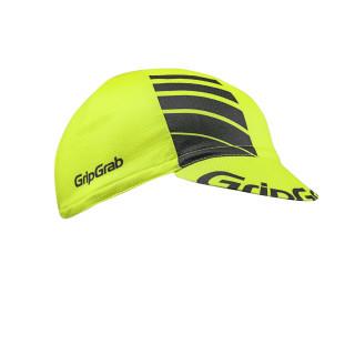GripGrab vasarinė dviratininko kepurė, Yellow Hi-Vis
