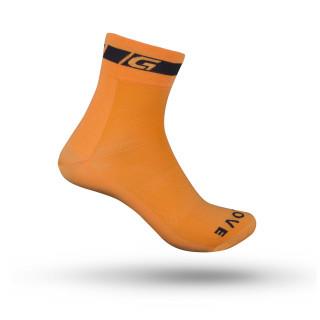 "GripGrab dviratininko kojinės ""Classic Regular Cut"", Orange"