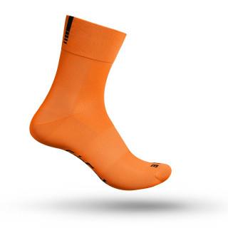 "GripGrab dviratininko kojinės ""Lightweight SL"", Orange Hi-Vis"