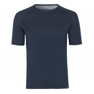 GripGrab Ride Thermal Short Sleeve apatiniai marškinėliai, Navy Blue