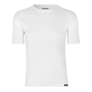 GripGrab Ride Thermal Short Sleeve apatiniai marškinėliai, White