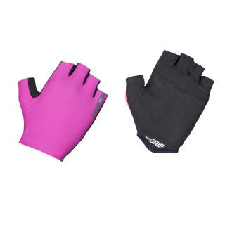 """GripGrab trumpos dviratininko pirštinėlės """"Aerolite InsideGrip™"""", Pink"""